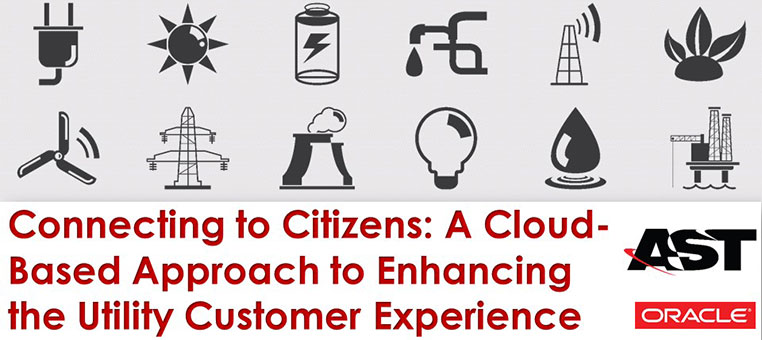 Connecting to Citizens: A Cloud-Based Approach to Enhancing the Utility Customer Experience