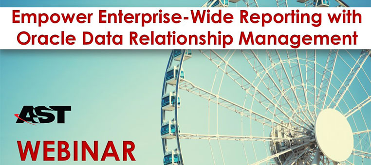 Empower Enterprise-Wide Reporting with Oracle DRM