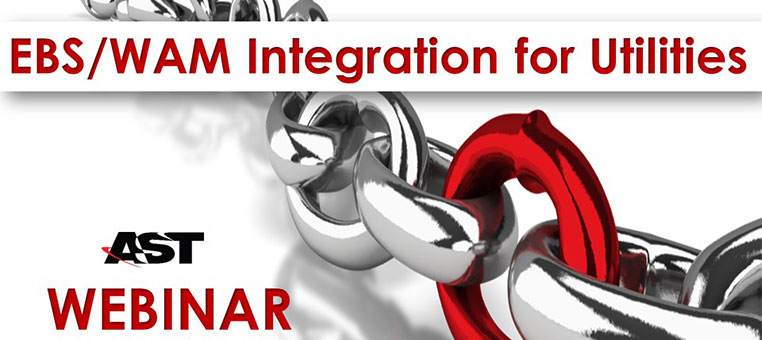 EBS/WAM Integration for Utilities
