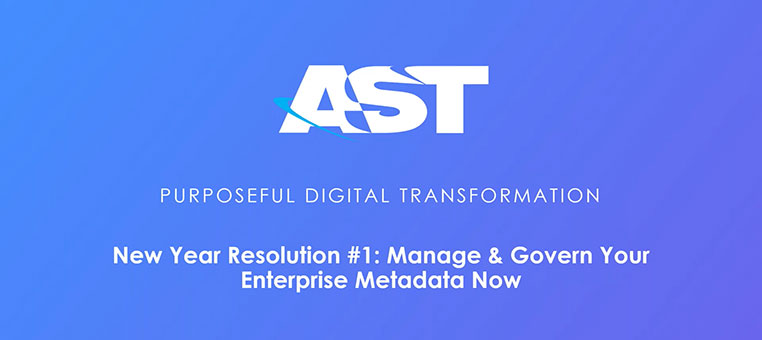 Webinar | New Year's Resolution #1 – Manage & Govern Your Enterprise Metadata Now!