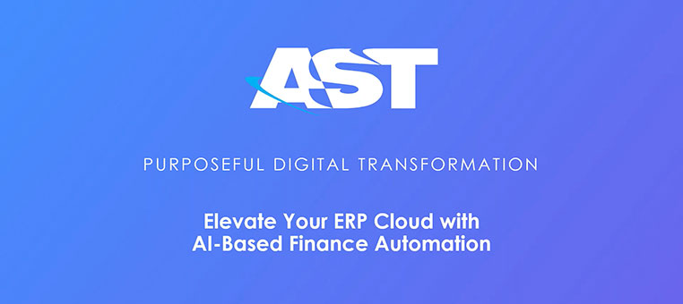 Webinar | Elevate Your ERP Cloud with AI-Based Finance Automation